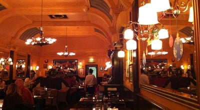 Photo of French Restaurant Café Rouge at 15 Milsom Street,, Bath BA1 1DE, United Kingdom