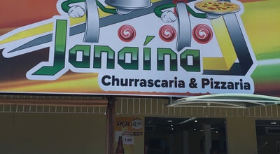 Photo of Pizza Place Janaína Restaurante e Pizzaria at Av. Heráclito Rollemberg, Aracaju, Brazil