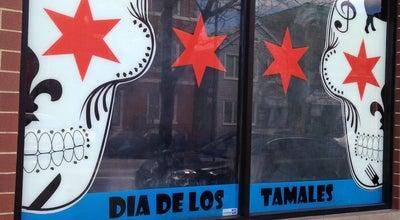 Photo of Latin American Restaurant Dia De Los Tamales at 939 W 18th St, Chicago, IL 60608, United States