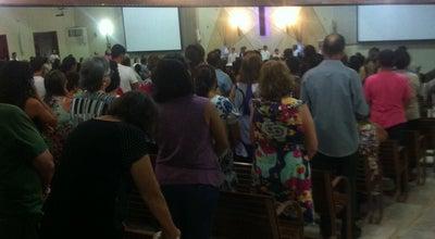 Photo of Church Paróquia Såo Francisco de Assis at Jucelino K De Oliveira, Presidente Prudente, Brazil