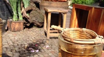 Photo of Flower Shop Café Fleur de Ly at Marienburger Str. 8, Berlin 10405, Germany