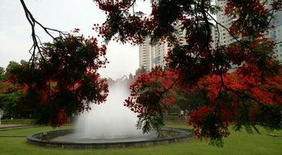 Photo of Park 华侨城生态广场 Ecological Square at China Guangdong Shenzhen Nanshan 侨城西街, 深圳, China