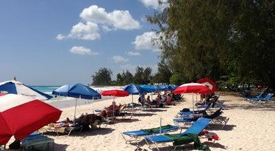 Photo of Bar Tiki Bar at Accra Beach, Rockley, Christ Church, Barbados