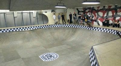 Photo of Skate Park Bastard Bowl at Via Scipio Slataper 19, Milan 20125, Italy