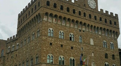 Photo of Historic Site Torre del Palazzo Vecchio at Italy