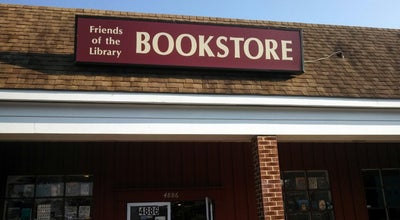 Photo of Bookstore Friends of the Library at 4886 Boiling Brook Pkwy, Rockville, MD 20852, United States