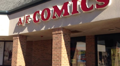 Photo of Tourist Attraction Amazing Fantasy Books & Comics at 20505 S La Grange Rd, Frankfort, IL 60423, United States