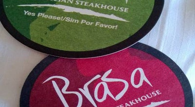 Photo of Brazilian Restaurant Brasa Brazilian Steakhouse at 6361 Fallsview Blvd, Niagara Falls, ON L2G 3V9, Canada