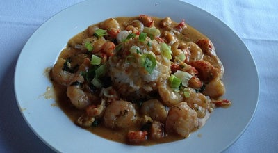 Photo of Cajun / Creole Restaurant Creola: A New Orleans Bistro at 344 El Camino Real, San Carlos, CA 94070, United States