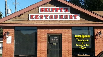 Photo of Diner Skippy's Restaurant at 954 University Ave. West, Windsor N9A 5S2, Canada