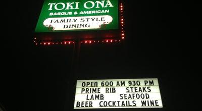 Photo of Steakhouse Toki Ona at 1550 Idaho St, Elko, NV 89801, United States