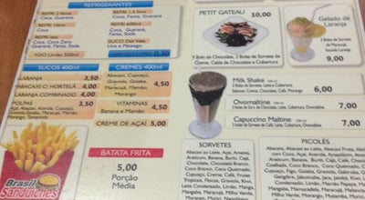 Photo of Diner Brasil Sanduíches at Av. Manoel Monteiro, Trindade 75380-000, Brazil