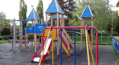 Photo of Playground Рошен / Roshen at Пл. Богдана Хмельницького, Ужгород 88018, Ukraine