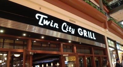 Photo of American Restaurant Twin City Grill at 130 N Garden, Bloomington, MN 55425, United States