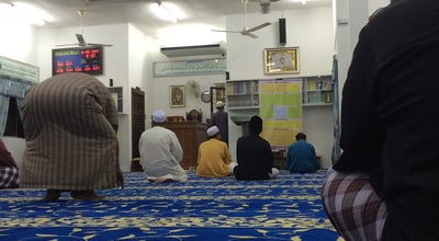 Photo of Mosque Surau Assobirin at Malaysia