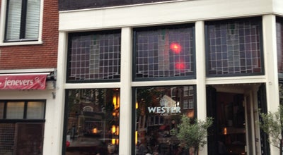 Photo of Cafe Wester at Nieuwe Leliestraat 2, Amsterdam 1015 SP, Netherlands