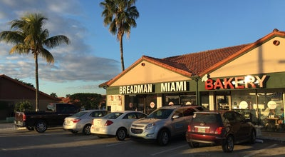 Photo of Bakery Breadman Miami Bakery at 5804 W 20th Ave, Hialeah, FL 33016, United States