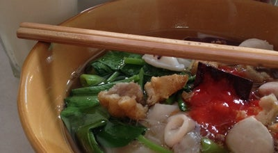Photo of Asian Restaurant เย็นตาโฟเวียงสวรรค์ at 89 ถ.ไทรบุรี ต.บ่อยาง, จ.สงขลา 90000, Thailand