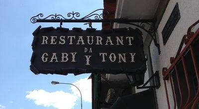 Photo of Italian Restaurant Da Gaby y Tony at Calle Andres Galarraga, Caracas, Venezuela