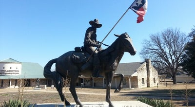 Photo of History Museum Texas Ranger Hall of Fame and Museum at 100 Texas Ranger Trl, Waco, TX 76706, United States