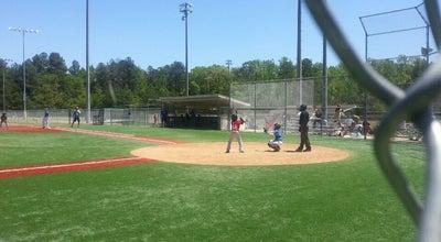 Photo of Park Huntersville Athletic Park at 11720 Verhoeff Dr., Huntersville, NC 28078, United States