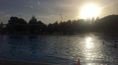 Photo of Pool Piscina La Elipa at Calle Alcalde Garrido Juaristi 17, Madrid 28030, Spain