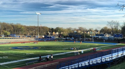 Photo of Baseball Field Memorial Field & Track at 57 Myrtle St, Cranford, NJ 07016, United States