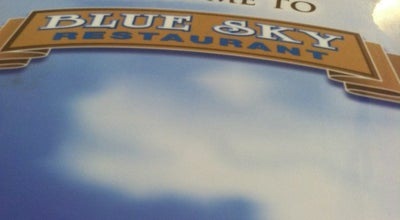 Photo of American Restaurant Blue Sky Family Restaurant at 917 N Leavitt Rd, Amherst, OH 44001, United States