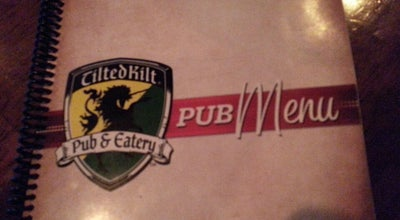 Photo of Pub Tilted Kilt Pub & Eatry at 7653 International Dr, Orlando, FL 32819, United States