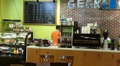 Photo of Coffee Shop Geeksboro Coffeehouse Cinema at 2134 Lawndale Dr, Greensboro, NC 27408, United States