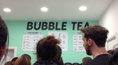Photo of Ice Cream Shop Ruggi Ice Cream & Bubble Tea at Via Del Santo 14, Padova 35123, Italy