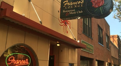 Photo of Italian Restaurant Franco's Lounge Restaurant & Music Club at 12 W 4th St, Williamsport, PA 17701, United States
