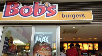Photo of Fast Food Restaurant Bob's at Av. Soares Lopes, S/n, Ilhéus 45662-005, Brazil
