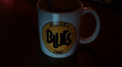 Photo of Rock Club Blues Cafe Bar at Sakarya Cad. Bayındır I Sok. No:19/16 Kızılay, Ankara, Turkey