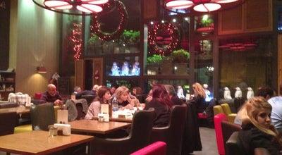 Photo of Cafe al Mandaloun Café at Charles Malek Ave, Beirut, Lebanon