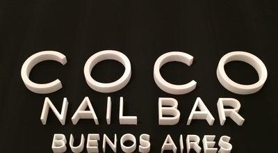Photo of Nail Salon COCO NAIL BAR at Jorge Newbery 1620, Argentina