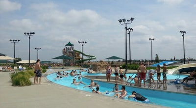 Photo of Water Park Cascade Falls Aquatic Center at 2350 Sw Prairie Trail Pkwy, Ankeny, IA 50023, United States