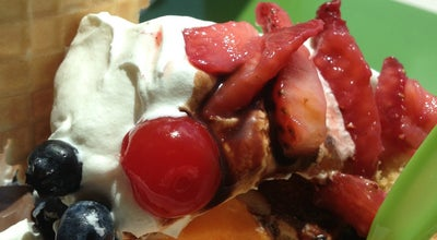 Photo of Dessert Shop CherryBerry Yogurt Bar at 1810 Jackson St, Oshkosh, WI 54901, United States
