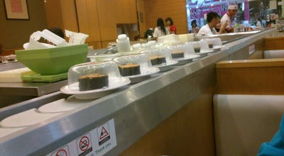 Photo of Sushi Restaurant Sushi King at Batu Pahat Mall, Batu Pahat 83000, Malaysia