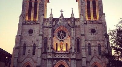 Photo of Church San Fernando Cathedral at 115 W Main Plz, San Antonio, TX 78205, United States