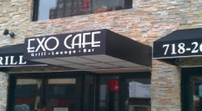 Photo of American Restaurant Exo Cafe at 70-20 Austin St, Forest Hills, NY 11375, United States