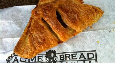 Photo of Bakery Acme Bread Company at 1601 San Pablo Ave, Berkeley, CA 94702, United States