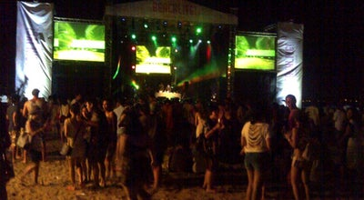 Photo of Music Venue BeachLive Summer Music Festival at Kuta Beach, Bali, Indonesia