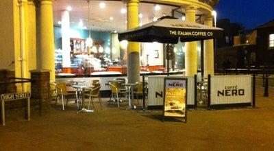 Photo of Cafe Caffe Nero at 153 High Street, Poole BH15 1AU, United Kingdom