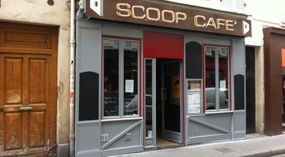Photo of Pub Scoop café at 117 Rue Des Dames, Paris 75017, France