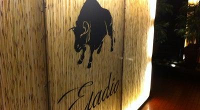 Photo of Steakhouse Eladio Restaurant at Av 11 De Septiembre 2250 Piso 5, Providencia, Chile