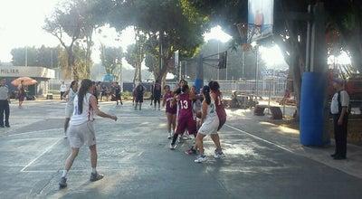 Photo of Basketball Court Canchas de Baloncesto, Del. Benito Juarez at Cuahutemoc Esq. Con Municipio Libre, Ciudad de Mexico, Mexico