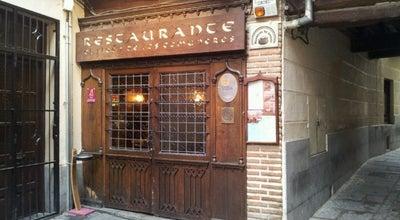 Photo of Bar El Figón De Los Comuneros at Travesía Del Patín 4, Segovia 40001, Spain