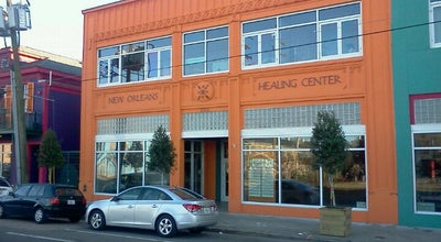 Photo of Event Space New Orleans Healing Center at 2372 Saint Claude Ave, New Orleans, LA 70117, United States