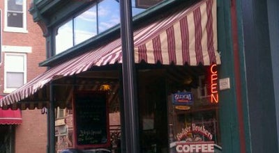 Photo of Coffee Shop Badger Brothers Coffee at 10 E Main St, Platteville, WI 53818, United States